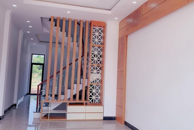 Bán nhà hoàn thiện khu dân cư Phúc Đạt, 4x16m, nhà đẹp, sạch sẽ ở được ngay, LH 0937777024