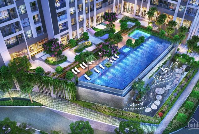 Định cư nước ngoài cần bán gấp căn hộ officetel Thủ Thiêm Dragon, quận 2