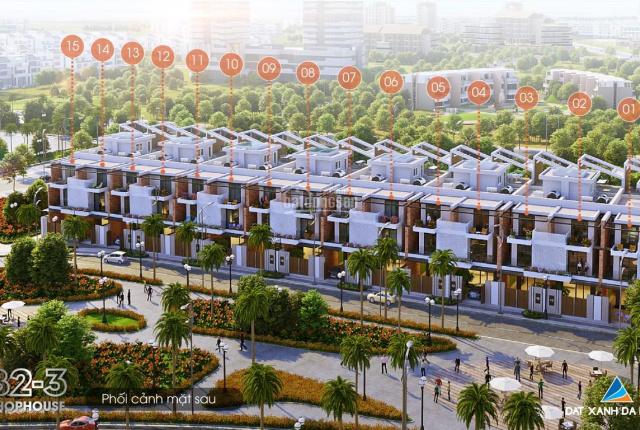 Ưu đãi duy nhất cho phân khu shophouse cuối cùng Marina Complex, ven sông Hàn