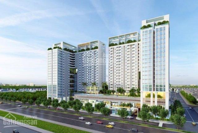 Sở hữu căn hộ trung tâm hành chính Quận 2 của Tập đoàn Lotte (Hàn Quốc) với giá bán dưới 2 tỷ/2PN