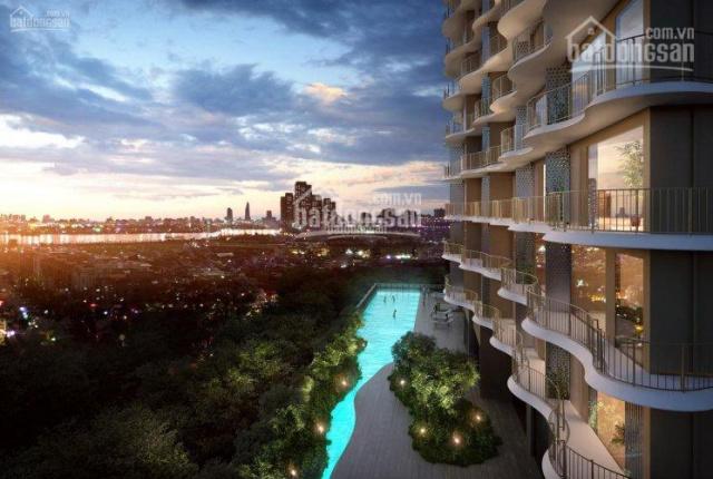 Căn hộ 10 tỷ quận 2: 22 tầng chỉ 98 căn hộ rộng rãi - Mỗi căn đều có chỗ đậu xe hơi định danh