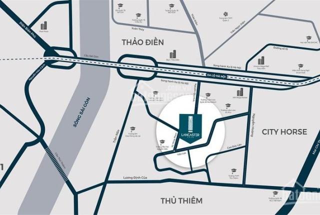 Nhận giữ chỗ BT siêu sang, siêu cao cấp trung tâm trái tim An Phú An Khánh, Quận 2. LH 0909195070