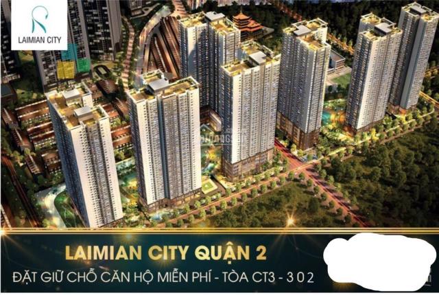 Cần bán chung cư Laimian City, Q2, TPHCM