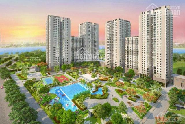 Bán căn hộ 2PN Saigon South Residences, Phú Mỹ Hưng đang hoàn thiện tháng 12/2019 giao nhà