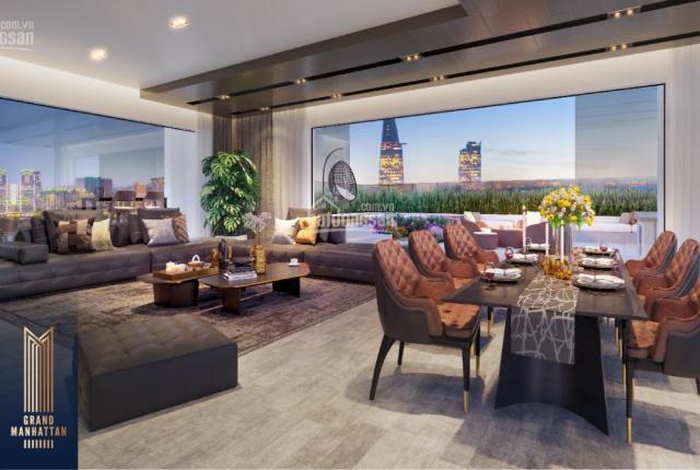 The Grand Manhattan của Novaland Group chỉ trả trước 30% đến 3 năm sau nhận nhà mới thanh toán tiếp