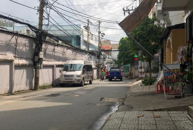 Chính chủ bán nhà hẻm 332 Phan Văn Trị, Bình Thạnh; 5.2 x 25m; 3 lầu; Chỉ 9.45 tỷ