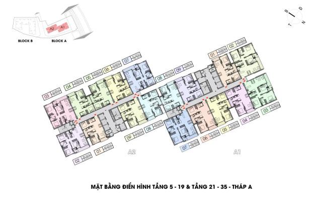 Bán giá gốc CĐT Opal Boulevard, 3.7 tỷ/109m2/3PN (đã vat), thanh toán 1%/tháng. LH: 0948.332.553