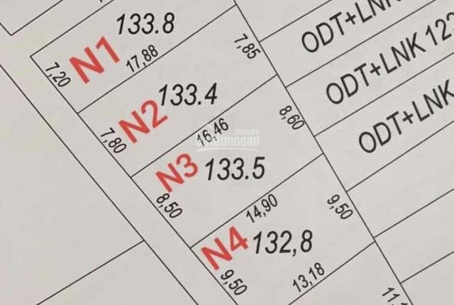 Bán đất cộn giá từ 190tr - 250tr, LH 0919.216.209 - 0818.99.33.68