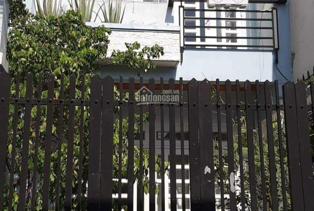 Bán nhà gần chợ Lạc Quang, P. Tân Thới Nhất - Q12, đúc 1 trệt 1 lầu. DT 4x20m, hẻm thông xe hơi