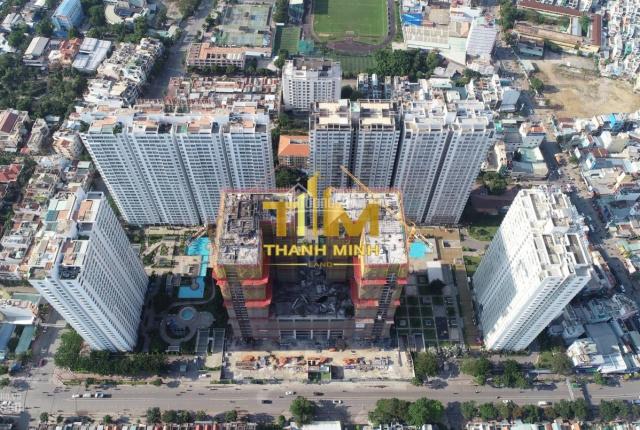 Chuyên chuyển nhượng căn hộ Q8 - Giai Việt, 115m2 (2PN) & 150m2 (3PN) - giá rẻ. LH: 0933335966