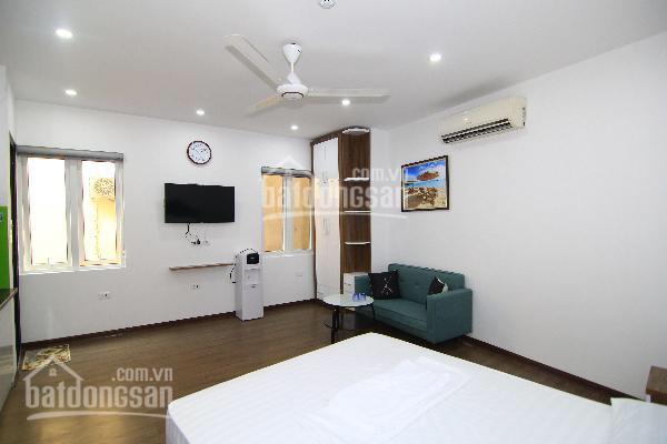 Cho thuê căn hộ dịch vụ chung cư mini House Xinh cực đẹp 42 Sơn Tây -  Ba Đình