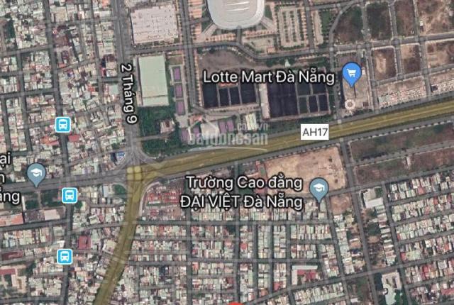 Chính chủ bán lô 168 Thăng Long, Hòa Cường Nam, Hải Châu, Đà Nẵng