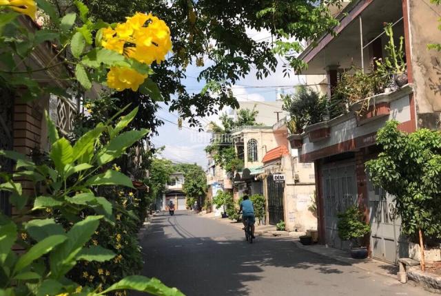 Kẹt tiền bán gấp nhà hẻm 6m cạnh Vincom Nguyễn Xí, Bình Thạnh; 4 x 16m; 6.8 tỷ