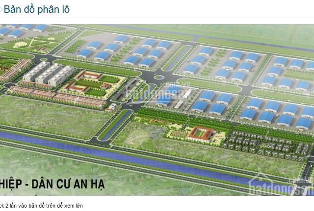 Bán đất khu dân cư An Hạ (100% Bình Chánh) - 5x21m, 1,2 tỷ (TL) - chính chủ, LH 0929.808.304