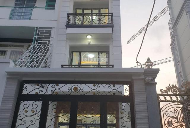 Bán nhà đường Dương Bá Trạc 4x14m/2 lầu 4 phòng hẻm 4m, 5 tỷ. SĐT 0866699088 Mr Bằng
