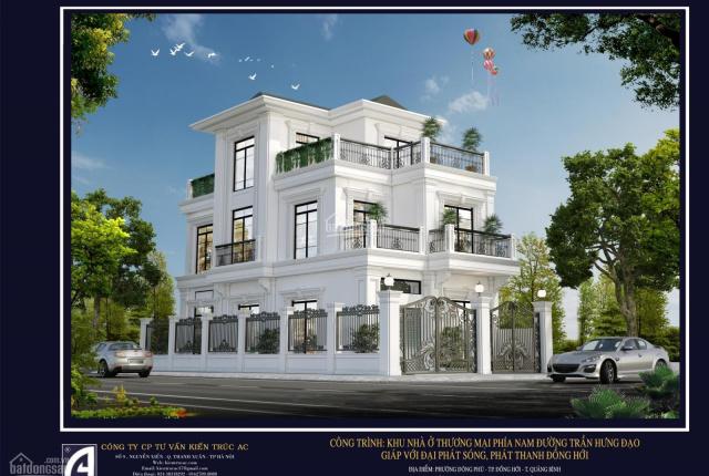 Lô Biệt Thự Vip Nhất Đồng Hới - KĐT Dream Homes Nam Trần Hưng Đạo, Liên Hệ: 0906360702