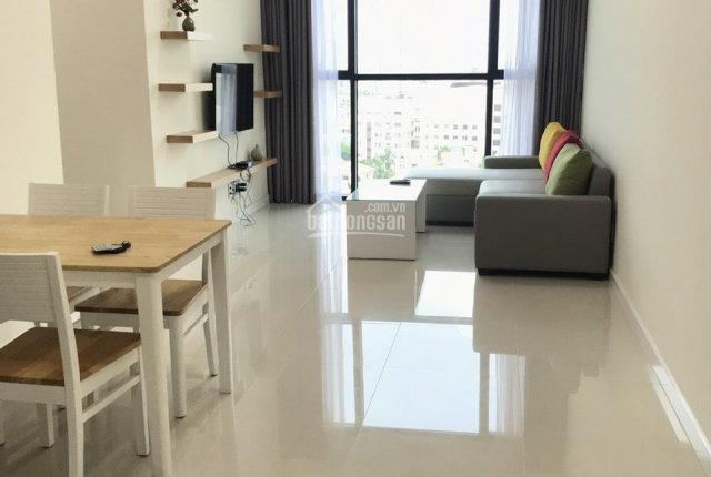 Bán gấp căn hộ The Ascent - 2 phòng ngủ, full nội thất, lầu cao, bán 3.8 tỷ