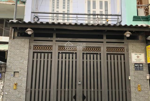 Nhà bán 1 sẹc hẻm xe tải thông nhiều hướng đường Lê Văn Quới, quận Bình Tân