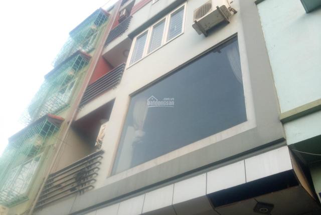 Bán gấp tòa 8 tầng thang máy 195m2 đường Nguyễn Xiển phân lô ô tô văn phòng, giá 27 tỷ