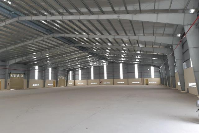 Cần bán gấp nhà xưởng 300m2 gần KCN Long Hậu, sổ đất sử dụng lâu dài, đường xe cont vào tận nơi