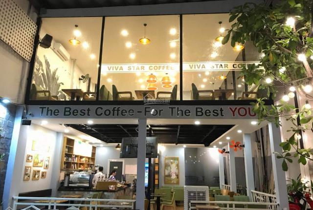 Sang quán cà phê cực đẹp ViVa Star, quận Tân Bình. DT: 300m2
