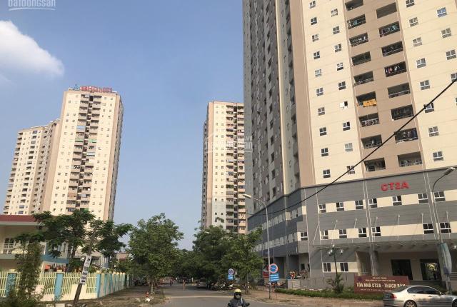 Bán căn hộ chung cư CT1 Thạch Bàn, căn đẹp giá chỉ từ 1,395tỷ/căn 70m2