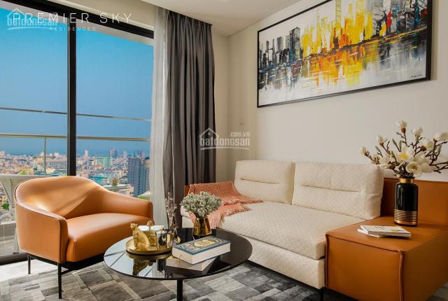 Siêu căn hộ 2 mặt tiền view trực diện biển, 108m2, 3 phòng ngủ