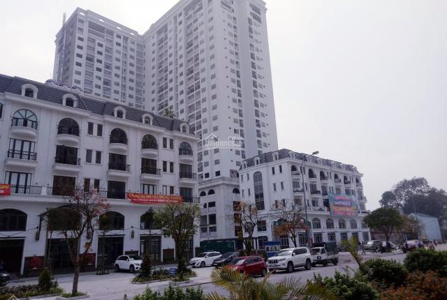 Bán ki ốt shophouse đẹp nhất quận Long Biên kề cận Vinhomes Riverside, bàn giao ngay tháng 04/2020