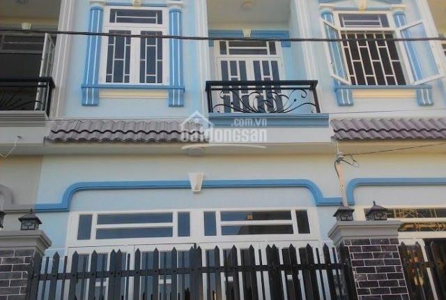Bán nhà Lê Văn Lương, Phước Kiển, Nhà Bè 8x12m (2 căn) 1 trệt 2 lầu hẻm 12m, SHR, giá 6tỷ/2căn TL