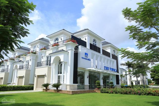 Bán biệt thự song lập/đơn lập Venica Khang Điền, nhà thô/full nội thất cao cấp, gọi ngay 0907755587