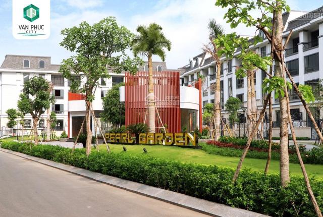 Cho thuê nhà KĐT Vạn Phúc, DT 7x20m, hầm + 5 lầu, view công viên, thang máy, chỉ 45 triệu/tháng