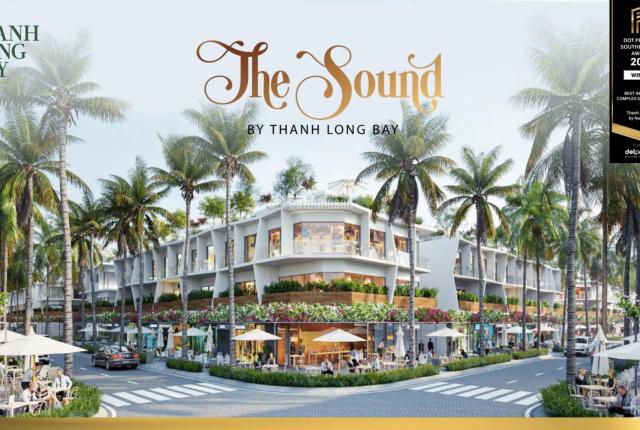 Sở hữu vĩnh viễn nhà phố thương mại thượng lưu bên biển - Nội khu resort phía Nam Phan Thiết - CĐT