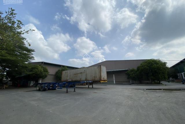 Bán đất có nhà xưởng. Phường Tân Phước Khánh, Tân Uyên, Bình Dương