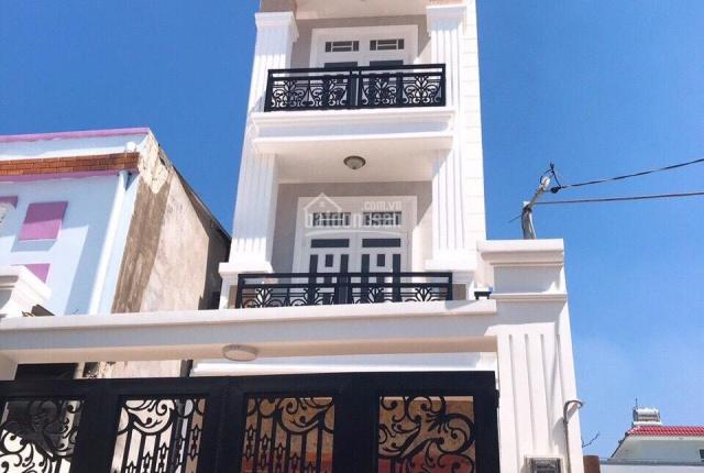 Nhà sát mặt tiền kinh doanh đường Bình Lợi, DTSD: 240m2 1 trệt 3 lầu sổ hồng riêng công chứng ngay