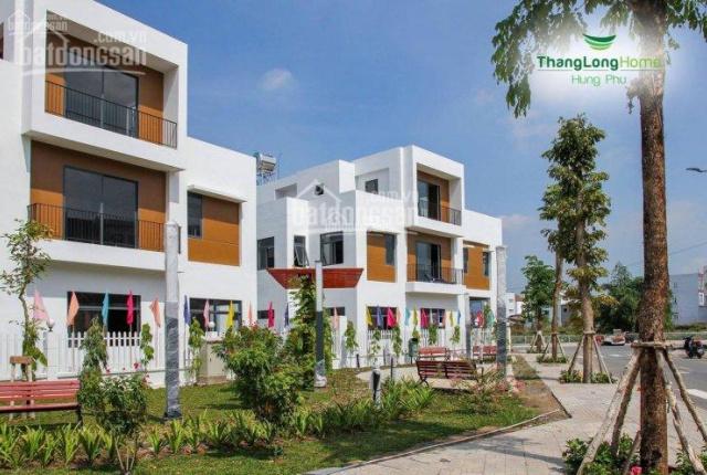 Thăng Long Home Hưng Phú, khu vip giữa trung tâm Quận Thủ Đức, giá từ 7.8tỷ/căn, LH 0908 771 557