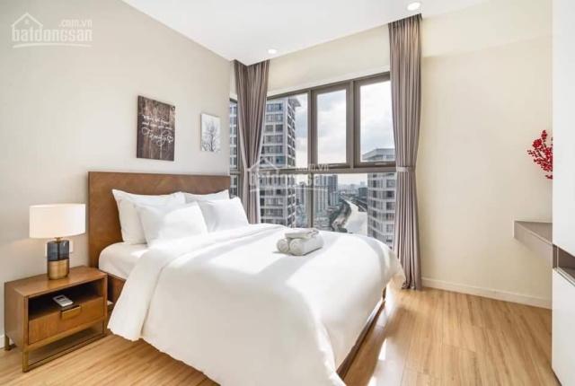 Cho thuê căn hộ 3PN Masteri Thảo Điền đầy đủ nội thất cao cấp, view sông thoáng mát