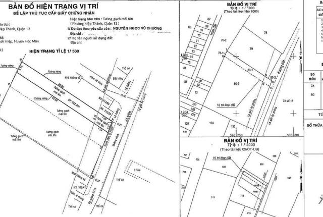 Bán đất thổ cư 410m2 Hiệp Thành 13, Q. 12, thích hợp làm khách sạn mini, nhà trọ cao cấp, biệt thự
