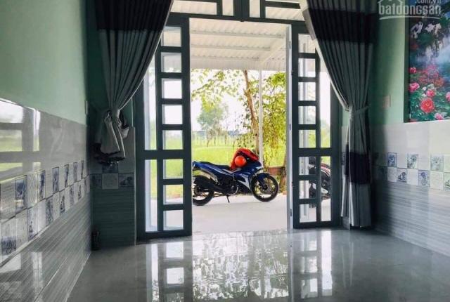 Bán nhà mới xây full nội thất cao cấp 63m2 giá chỉ 550tr liên hệ: 0909539745