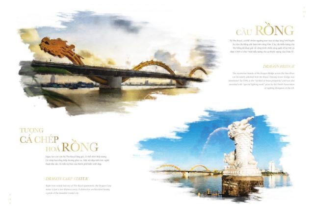Khu căn hộ thương hiệu đăng cấp vương giả bên sông hàn The Royal Đà Nẵng LH: 0974683477 PKD