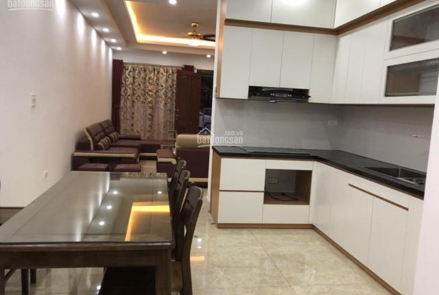 Cho thuê liền kề Botanic, DT 118m2, full nội thất, giá rẻ, KĐT Gamuda Gardens, Hoàng Mai, Hà Nội
