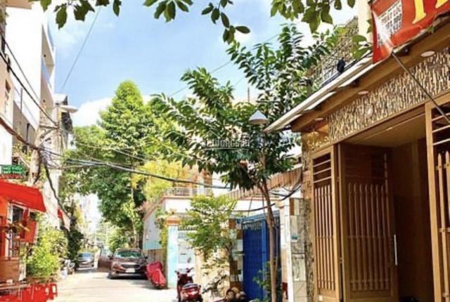 Bán nhà HXH Văn Chung, 4 x 14m, 1 trệt 1 lầu, giá 5,7 tỷ