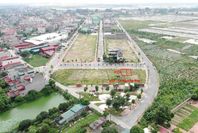 Khu đô thị Hà Phương, Thanh Miện, sổ đỏ trao tay mở bán đợt 2 vị trí cực đẹp, LH: 0965.82.6886