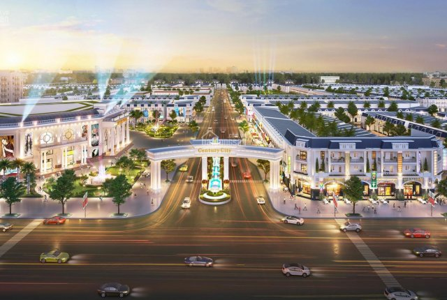 Dự án Century City! Đất sổ đỏ Sân Bay Long Thành, xã Bình Sơn, giá chỉ 15trm2