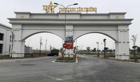 Bán đất nền chính chủ khu đô thị Tân Trường Star Cẩm Giàng Hải Dương