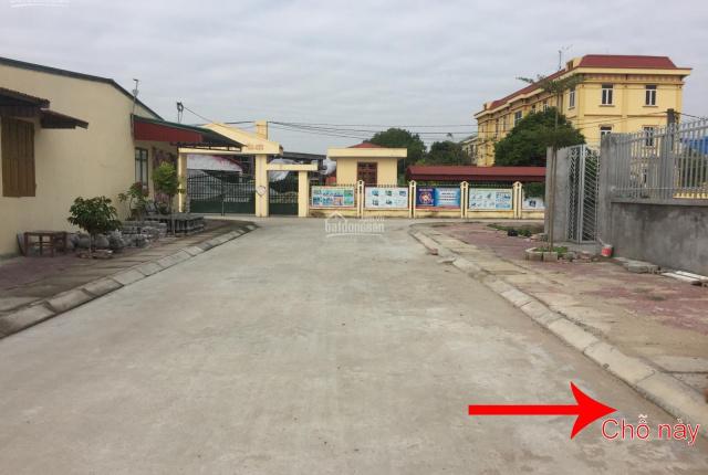 Bán đất mặt tiền 8,5m tại Gia Khánh - Gia Lộc - Hải Dương