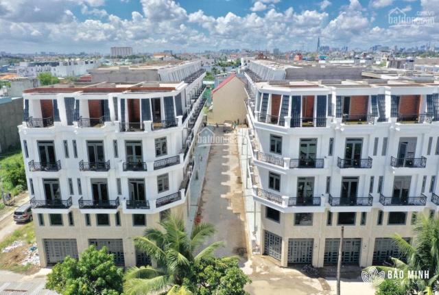 Mở bán đồng bộ 60 căn nhà phố cao cấp Q. 12 - Tô Ngọc Vân