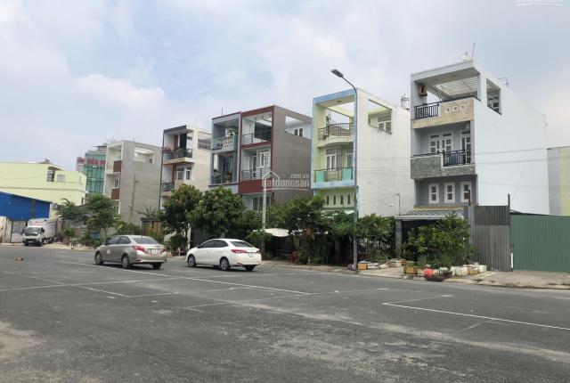 Bán nền biệt thự khu dân cư An Sương, đường 20m. DD12, P Tân Hưng Thuận, Quận 12