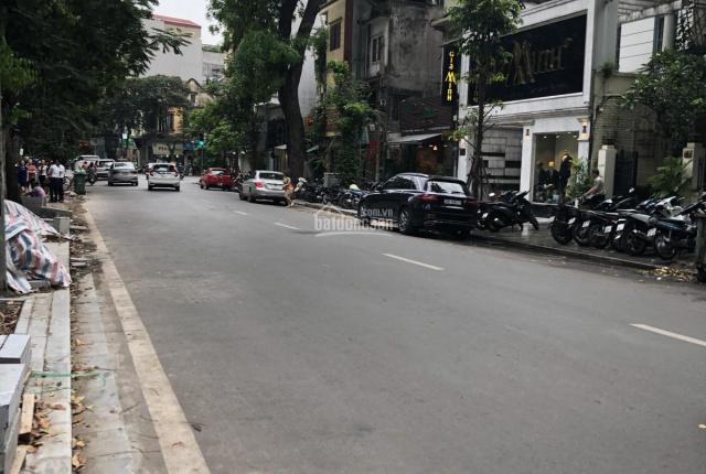 Bán nhà mặt phố Ngô Thì Nhậm, Hàm Long, Hoàn Kiếm MB 43m2 x4m MT, giá 17 tỷ, 0904150199