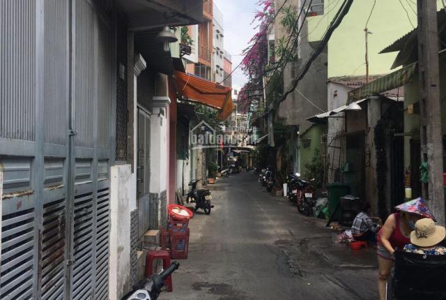 Hẻm xe tải Lạc Long Quân, phường 9, quận Tân Bình, diện tích 55,3m2 - Sổ sẵn LH 0856819960