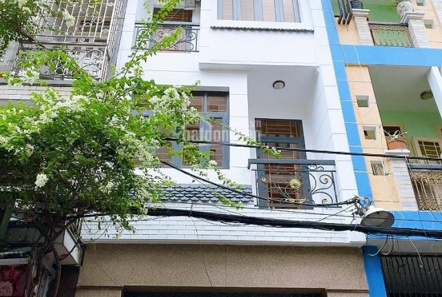 Bán nhà hẻm nhựa 8m đường Vườn Lài, 4x14m, 1 trệt, 3 lầu, ST, 4PN, 5WC vị trí cực đẹp. Giá 6,2 tỷ